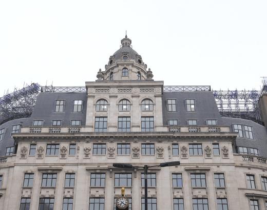 commercial scaffolding London