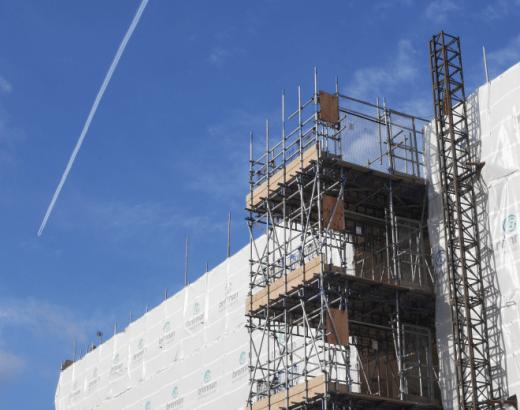 asbetos safe commercial scaffolding services
