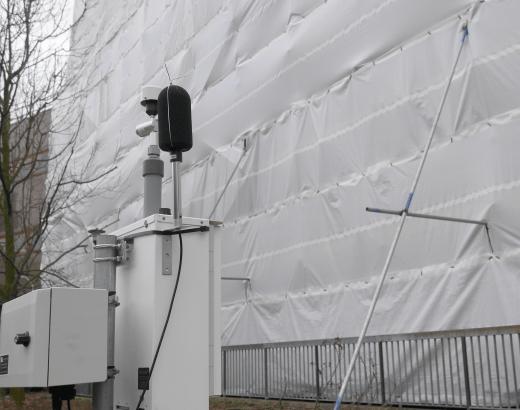 demolition scaffolding service london