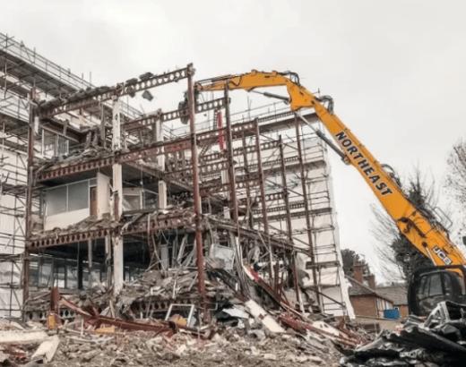 demolition scaffolding service