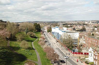 Scaffolding in Kent