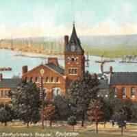 St Bartholomews Hospital, Rochester