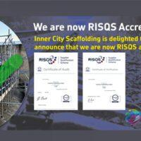 RISQS Accreditation Achieved