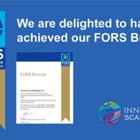 FORS Accreditation Achieved